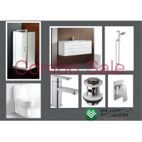 Bathroom Combo With 900mm Wall Hung Vanity