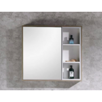 The European Bathroom Mirror Cabinet 100% WaterProof - P900M