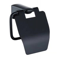 Paper Holder - Matt Black Series 1311