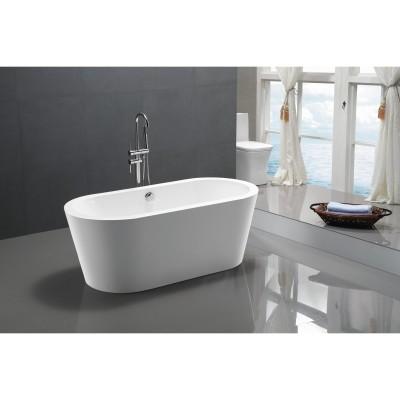 Freestanding Bath Royce Oval 1700mm
