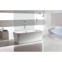 Freestanding Bath Royce Square 1700mm
