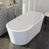 Freestanding Bath Royce Oval 1800mm