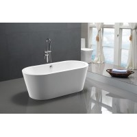 Freestanding Bath Royce Oval 1700mm