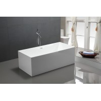 Freestanding Bath - Cathy Rectangle 1500mm