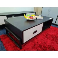 RECTANGLE COFFEE TABLE WITH DRAWER 1300*700*400mm