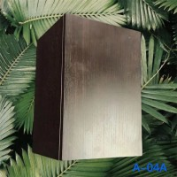 Small  Wall Huang Cabinet With Soft Closing Door A04A- 300*300*450mm