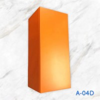 Small Wall Huang Cabinet With Soft Closing Door A04B- 300*300*700mm