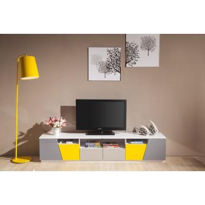 HIGH GLOSS Painting  220 TV UNIT