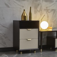 Side Cabinet With Drawers