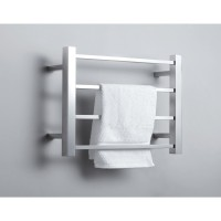 Heated Towel Rail Square 4 Bar ETW-400X500