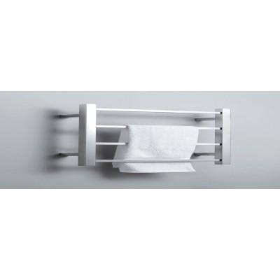 Heated Towel Rail Square 4 Bar ETW-400x1000