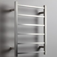Heated Towel Rail Square 6 Bar ETW800x500