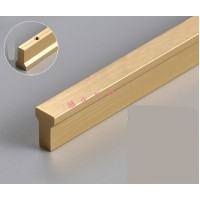 Metal flush cabinet handle covert handle kitchen cabinet handles