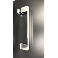 Shower glass door handle - 210mm Square Tube