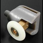 Shower Door Roller - Single Bottom P02