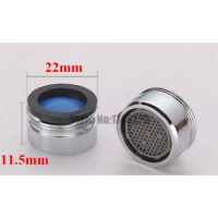 Basin Faucet aerator 22mm stainless steel water saving purifier aerator accessories