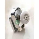 Shower Door Roller - Single Bottom M02
