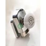 Shower Door Roller - Single Bottom M02