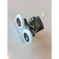 Shower Door Roller - Single 27mm
