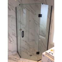 Shower Box - Cave Series (1000x1000x1900mm) - Black