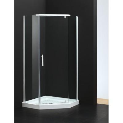 Shower Glass - Bay Series 2 Sides 1000X1000X1900MM