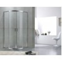 Shower Glass - Spring Series (900x900mm)