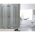 Shower Glass - Spring Series (900x900mm)