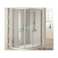 Shower Glass - Spring Series (1200x900mm)