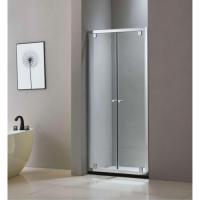 Shower Glass - Park Series Double Swing Doors 900X900X1900MM
