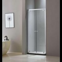 Shower Glass - Park Series Double Swing Doors 1000X1000X1900MM
