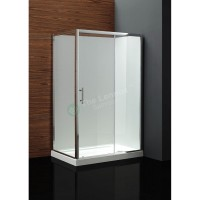 Shower Box - Eddy Series 2 Sides (1200x1000x1900mm)