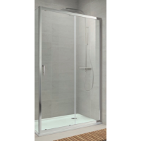 Shower Glass - Hydro Series (1170 x1900mm) Sliding Door