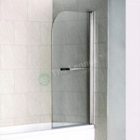 Bath Screen - Moon Series 800mm Swing Screen