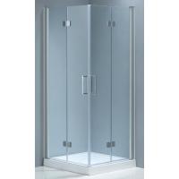 Shower Glass - Doris Series 2 Sides (900x900x1900mm) Pivot Door