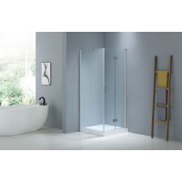 Shower Box - Doris Series 2 Sides (900x900x1900mm) Pivot Door