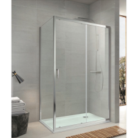 Shower Box - Hydro Series 2 Sides (1200x1000x1950mm) Sliding Door