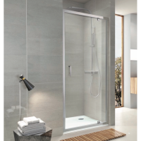 Shower Glass - Hydro Series (970X1900mm)Pivot Door