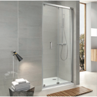 Shower Glass - Gulf Series Folding Door (1000x1900mm)