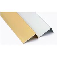 Aluminum Metal Cover Flooring Trim Strip