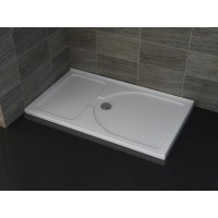 Shower Tray - Rectangle Series 1500X900mm Right Side