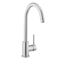 Kitchen Sink Mixer - Round Series 115CP