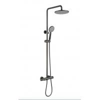 Shower Mixer Combination Round BM46001 - Iron Grey
