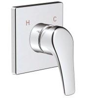 Shower Mixer - Elementi All Pressure Chrome
