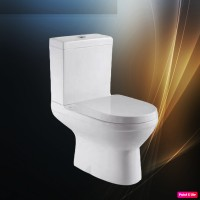 Toilet Suite - Two Piece A3168 P-Pan