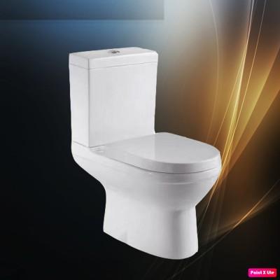 Toilet Suite - Two Piece A3168 P-Pan