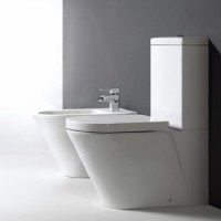 Toilet Suite - BTW IMX CT-1088 S/P Pan
