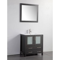 Vanity - Dekkor Series 900 Black