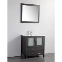 Vanity - Dekkor Series 900 Black