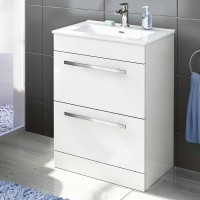 Vanity - Crisp Series 600 White