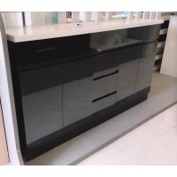 Vanity - Heron PVC Series N1500F Black Single Basin 100% Water Proof